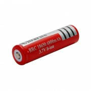 Acumulator Li-Ion 18650 Universal, 3.7V, 6800mAh, Reîncărcabil, Fără Protecție, Vrac