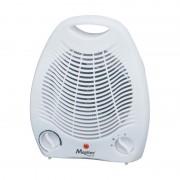 Aerotermă Electrică Magitec, 2000 W, 2 Nivele Încălzire, Ventilator, Termostat, Protecţie supraîncălzire