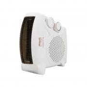 Aerotermă Electrică Brick Victronic, 2000 W, 2 Nivele Încălzire, Ventilator, Termostat, Protecţie supraîncălzire