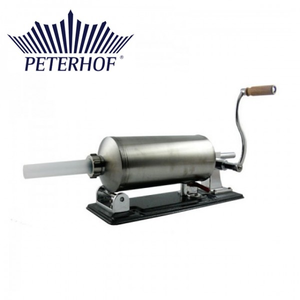 Aparat de făcut Cârnaţi Peterhof, 4 Kg, 4 pâlnii de 17, 21, 25 şi 29 mm