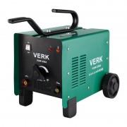 Aparat de Sudură cu Arc Verk VAW-250A, 14.2 KVA, 250 A, Electrod 2.5 - 5.0 mm, Accesorii