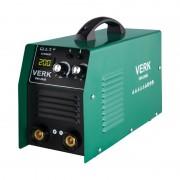 Aparat de Sudură tip Invertor Verk VWI-200B, 8.8 KVA, 200 A, Electrod 1.0-5.0 mm, IP21S, Accesorii