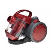 Aspirator fără sac Hausberg, 700 W, 1.5 Litri, Sistem Ciclonic, Filtru HEPA, Diverse Culori
