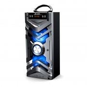Boxă cu Bluetooth MS-191BT, 10 W, Radio FM, MP3 Player / Card SD şi USB, 35 cm, Baterie Reîncărcabilă, Diverse Culori