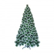 Brad de Crăciun artificial Grunberg, 1.50 metri, Suport inclus, Verde