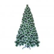 Brad de Crăciun artificial Grunberg, 2.10 metri, Suport inclus, Verde