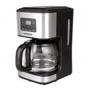 Cafetieră Digitală pentru Cafea Heinner, 900 W, 1.5 Litri, LCD, Timer, Filtru Lavabil, Negru