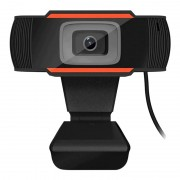 Cameră Web cu Microfon WebCam, 2 MP, Full HD 1080p, USB 2.0, Plug & Play Videoconferință, Școală Online