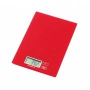 Cântar de Bucătărie Digital din Sticlă Grunberg, 5 Kg, LCD, Baterii, Funcţie Tara, Diverse Culori