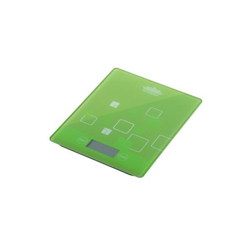 Cântar de Bucătărie Peterhof, 5 Kg, Precizie 1 Gram, LCD, Funcţie Tara, Baterii, Diverse Culori