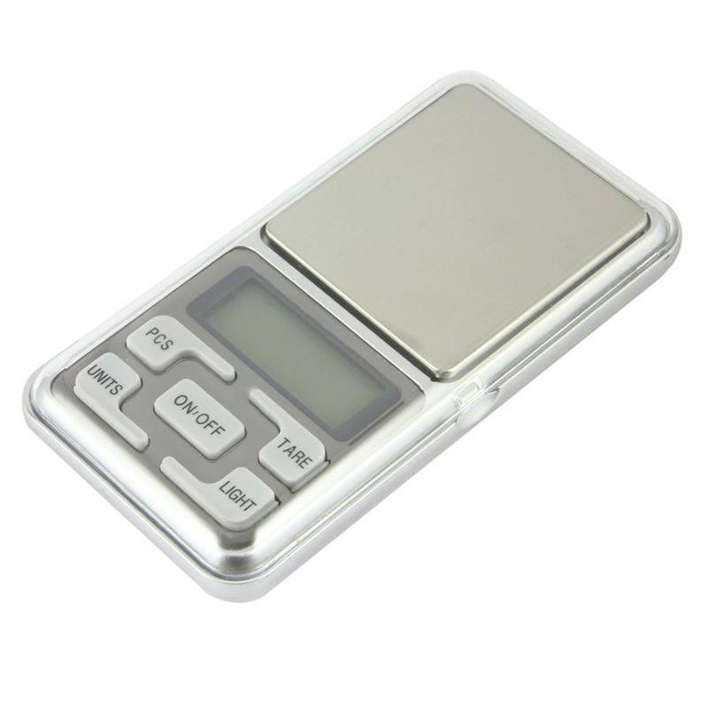 Cântar de Buzunar pentru Bijuterii MGZ-200, 0.01-200 grame, 2 zecimale, Ecran LCD, Funcţie Tara