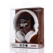 Căști Audio fără Fir cu Bluetooth Deep Bass SH16, Putere 50 mW, Diametru 40 mm, Diverse Culori