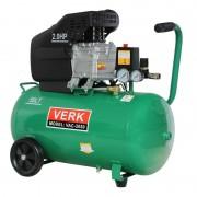 Compresor de Aer Electric Verk VAC-2050, 1500 W, 2.0 CP, 8 Bar, Debit 200 Litri/min, Rezervor 50 Litri