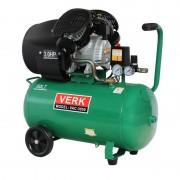 Compresor de Aer Electric Verk VAC-3050, 2200 W, 3.0 CP, 8 Bar, Debit 320 Litri/min, Rezervor 50 Litri
