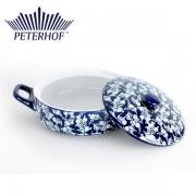 Cratiţă Ceramică rotundă cu Capac Peterhof, 1.7 Litri, 2 Piese