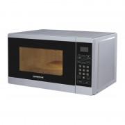 Cuptor cu Microunde Digital Hausberg, 700 W, 20 Litri, Timer, Ceas, Alb