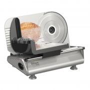 Feliator Electric Alimente Zilan, 150 W, Grosime Tăiere Reglabilă 1-15 mm, Lamă Inox, Motor Cupru
