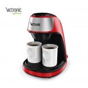 Filtru de Cafea Electric Victronic, 2 Căni, 250 ml, 450 W, Diverse Culori