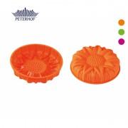 Formă pentru Prăjitură din Silicon Peterhof, Floarea Soarelui, Diverse Culori