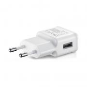 Încărcător USB la Priză Universal Travel, 5.0 V, 2.0 A, 1 Slot USB, Adaptor fără Cablu, Diverse Culori