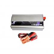 Invertor de Tensiune Auto TBE-1500, 1500W, DC12V la AC220V, Ventilator