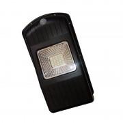 Lampă Solară pentru Iluminat Stradal CCLAMP, 3.5W / 5000 mAh, LED 30W, Senzor Mișcare, 16.5 x 30 cm, IP65