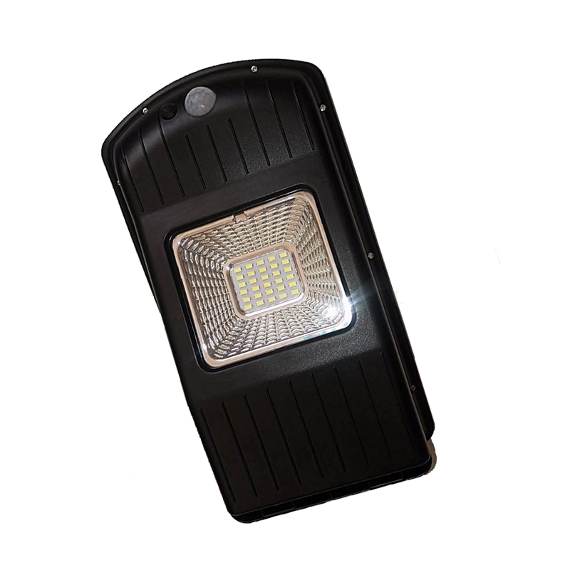 Lampă Solară Pentru Iluminat Stradal Cclamp 3 5w 5000 Mah Led 30w Senzor Mișcare 16 5 X 30 Cm Ip65 Magazelo Ro