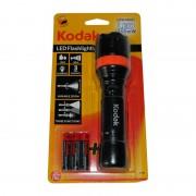 Lanternă cu LED Focus Kodak, 1000 mW, 60 Lumeni, 50 metri, Zoom, 3 Baterii AAA, IP62, Diverse Culori