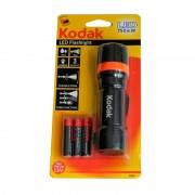 Lanternă cu LED Focus Kodak, 750 mW, 30 Lumeni, 30 metri, Zoom, 3 Baterii AAA, IP62, Diverse Culori