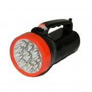 Lanternă cu LED și Acumulator Reîncărcabil BJ, 10+1 LED-uri, Diverse Culori