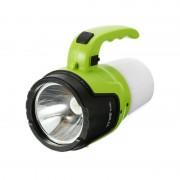Lanternă LED 3 în 1 cu Acumulator DD-3423, 10 W, 1200 mAh, Lampă Camping, Reîncărcabilă