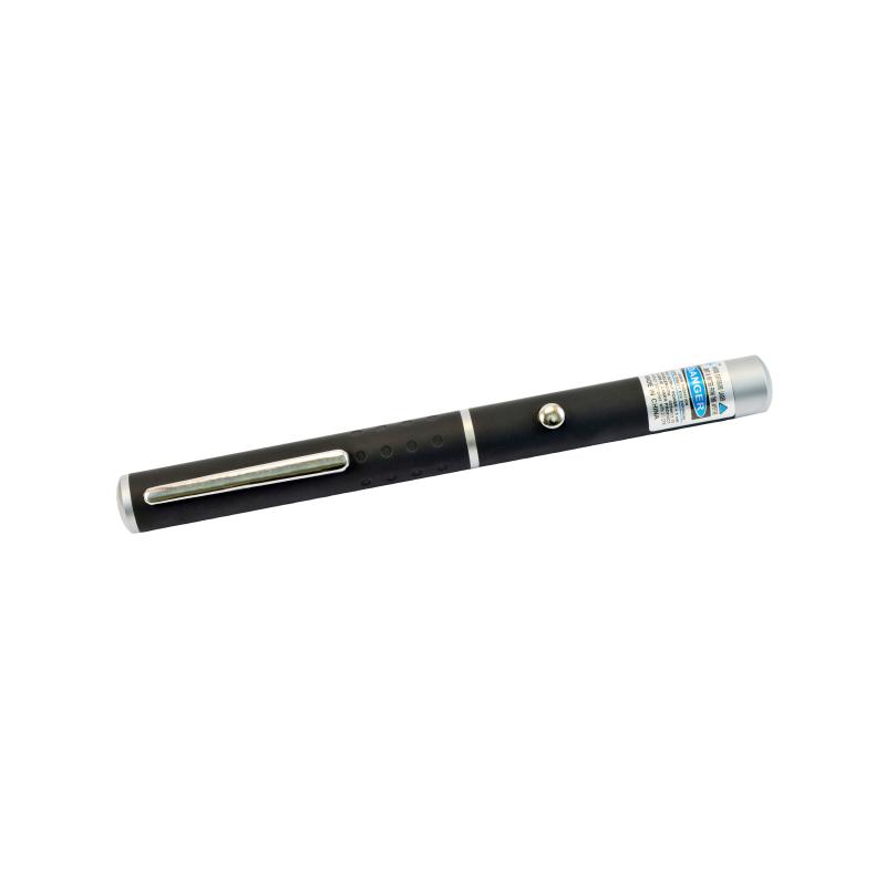 Laser Verde tip Stilou cu Punct şi Cap cu Modele Green Laser Pointer, 5mW, 532nm, Baterii AAA