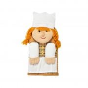 Manușă Bucătărie Heinner Home, Poliester și Bumbac, Cuptor, Model Papușa Bucătăreasă