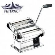 Maşină de făcut Paste de Casă Peterhof, 9 grosimi, Inox