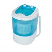 Mașină de Spălat Rufe Electrică Compactă Mini Victronic, 2 Kg, 300 W, Alb/Albastru