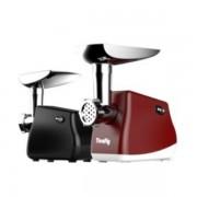 Maşină Electrică pentru Tocat Carne Tini Mini Hausberg, 1000 W, 1 Sită, Accesoriu Cârnaţi, Diverse Culori