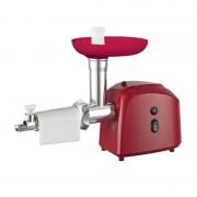 Maşină Electrică pentru Tocat Carne Victronic, 1200 W, 3 Site, Accesorii Cârnaţi şi Roşii, Multifuncţională, Diverse Culori