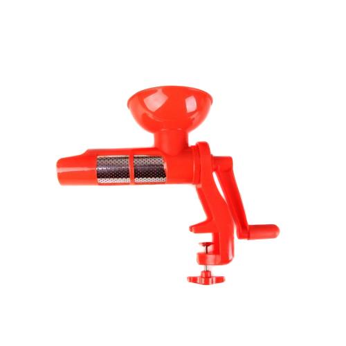 Maşină manuală de Tocat Roşii Grunberg, Plastic şi Inox, Detaşabilă