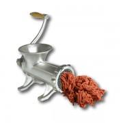 Maşină manuală pentru Tocat Carne Magitec DeKassa, Nr. 32, Aluminiu