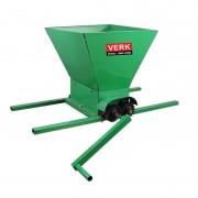 Mașină manuală de zdrobit struguri Stern VMW-1000B, Cuvă Oțel 25 Litri, Zdrobitor cu Manivelă