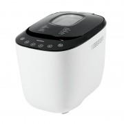 Mașină de Pâine Heinner, 550 W, Capacitate 750-900 grame, Touch Control, Timer, Afișaj LCD, Alb