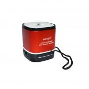 Mini Boxă Portabilă Bluetooth cu Radio FM şi Microfon, 3 W, USB, Baterie Li-Ion, Diverse Culori