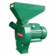 Moară Electrică pentru Cereale Verk VFC-2800A, Motor 2800 W, 2850 rpm, 290 Kg/oră, Verde