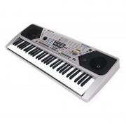 Orgă Electronică cu 61 Clape MQ-001UF, 2 Boxe, Player MP3, Microfon, Claviatură, 100 Tonuri/Ritmuri
