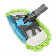 Perie cu Lavetă pentru Aspirator 2 în 1 Victronic, Lavetă pentru Curățare detașabilă, Universal