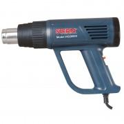 Pistol cu Aer Cald Stern HG2000V, 2000 W, 80-600 grade Celsius, Debit 350-500 Litri/min, Valiză Transport