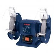 Polizor de Banc cu Pietre Stern BG150SF+, 150 W, 2950 rpm, Piatră 150 mm, Albastru