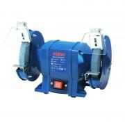 Polizor de Banc cu Pietre Stern BG250SF+, 250 W, 2950 rpm, Piatră 150 mm, Albastru
