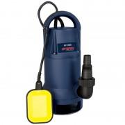 Pompă Submersibilă pentru Apă Murdară cu Plutitor Stern WP750D, 750 W, 12500 Litri/oră