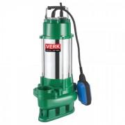 Pompă Submersibilă pentru Apă Murdară cu Plutitor Verk VDF-450A, 450 W, 6960 Litri/oră, IP68